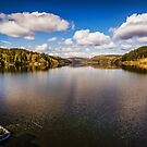 Lake Vyrnwy by RamblingTog