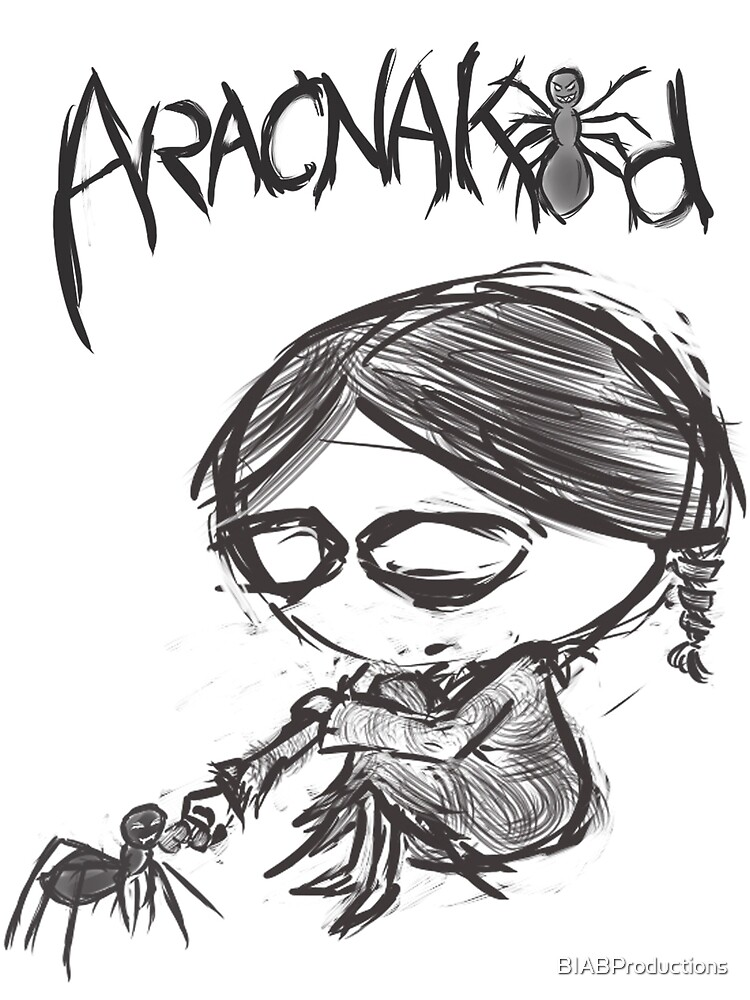 Aracnakid #10 by BIABProductions