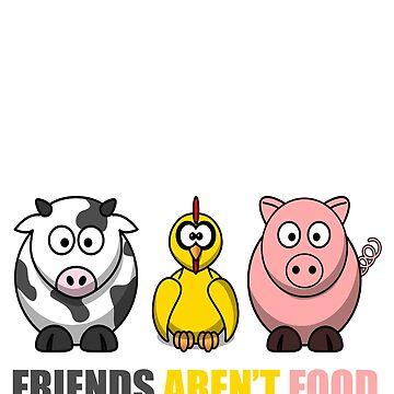 Freunde sind kein Essen von TheFlying6