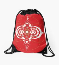 Deco Drawstring Bag