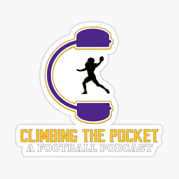 Climbing The Pocket Logo (color) Sticker