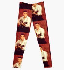 Elvis Presley, Music Legend Leggings