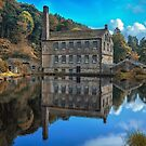 Gibson Mill, Hardcastle Crags by RamblingTog