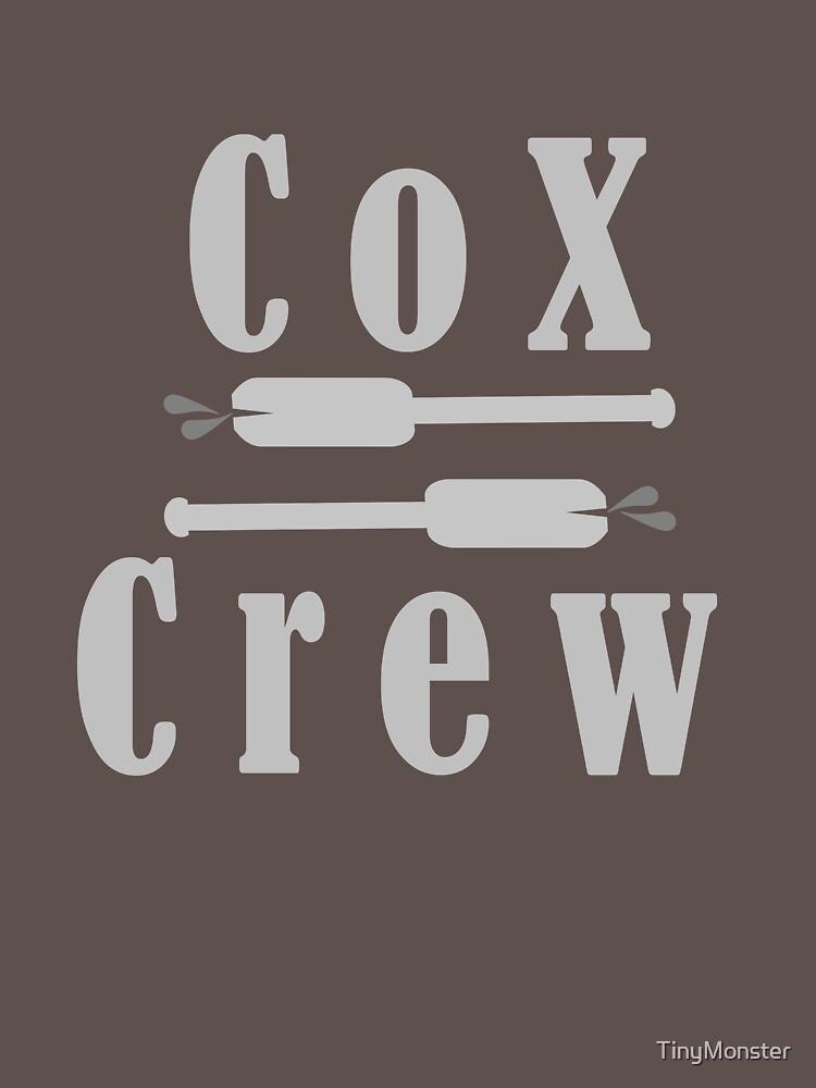 Cox Crew by TinyMonster
