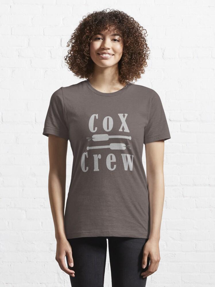 Alternate view of Cox Crew Essential T-Shirt