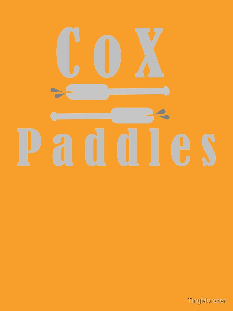 Cox Paddles by TinyMonster