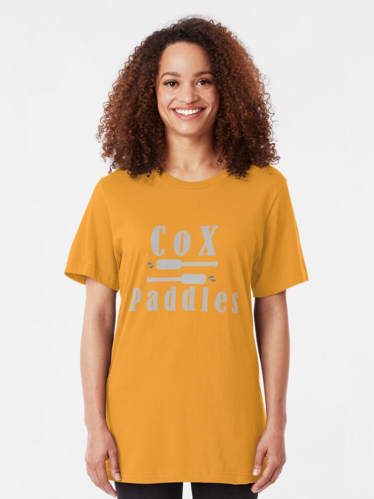 Alternate view of Cox Paddles Slim Fit T-Shirt