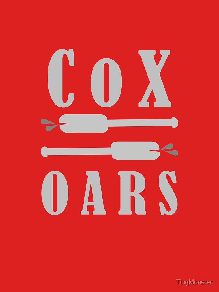 Cox Oars by TinyMonster