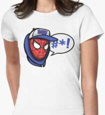 NY SPIDERWEB NO.1 Women's Fitted T-Shirt