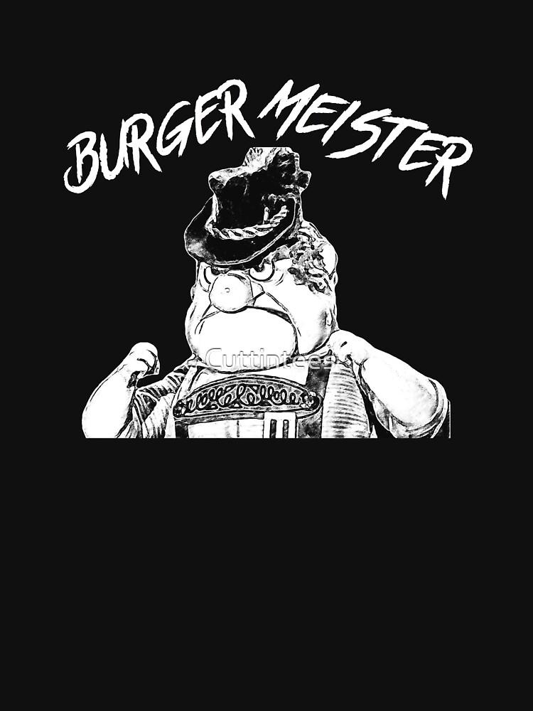 Burgermeister by Cuttintees
