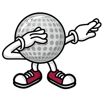 Funny minigolf mini golf midget golf ball kid T-shirt gift by LaundryFactory