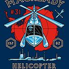 Macready Helicopter Services by heavyhand