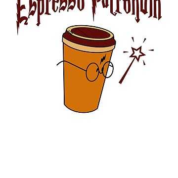 ESPRESSO PATRONUM WIZARD'S COFFEE by Sparty1855