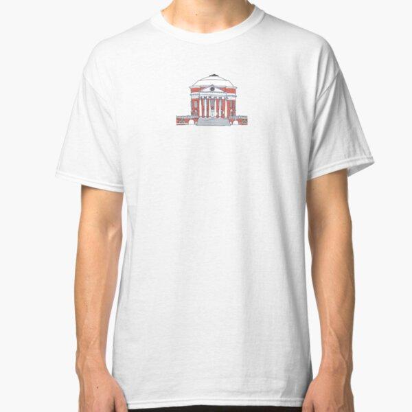 UVA rotunda color Classic T-Shirt