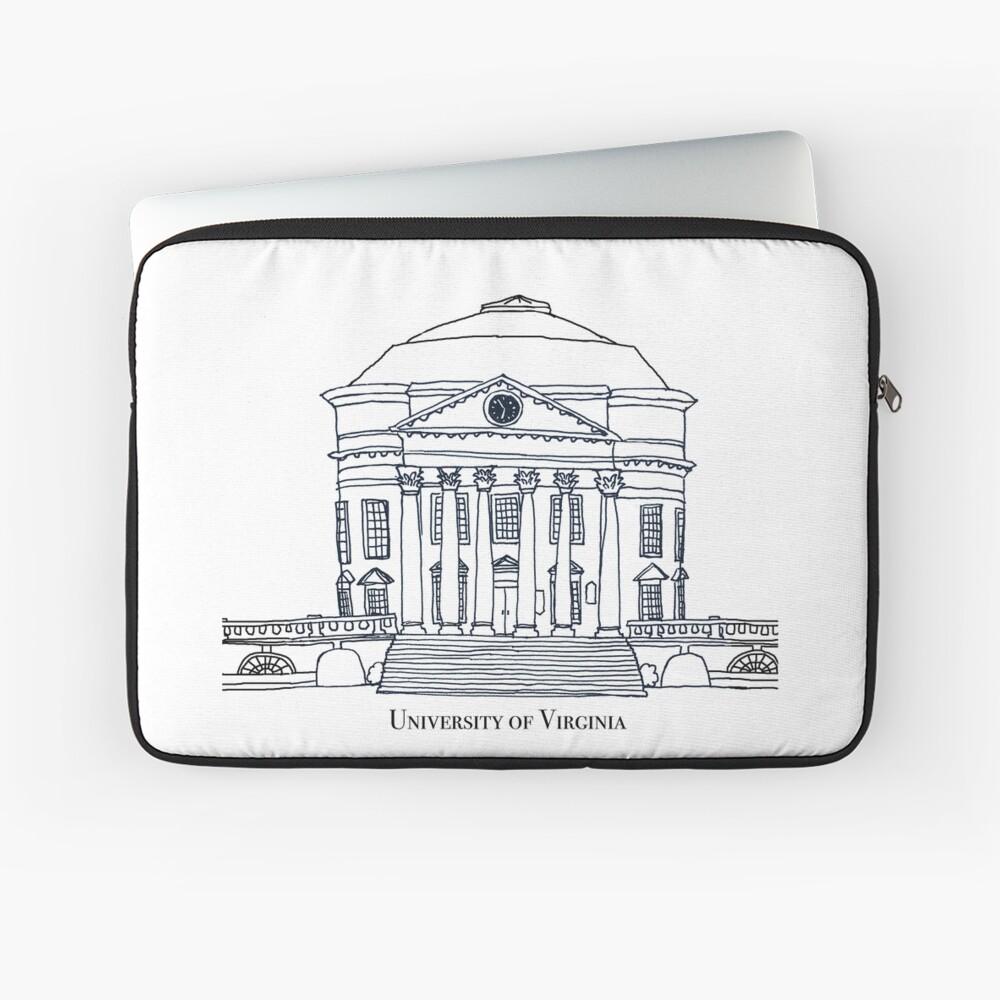 Rotunde der Universität von Virginia Laptoptasche