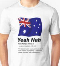 Yeah Nah (Version 2) Unisex T-Shirt