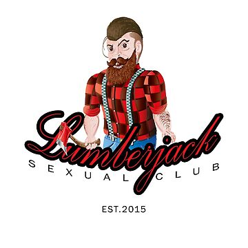Lumberjack sexual club by Tazka
