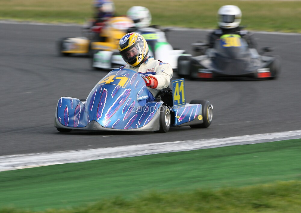 Fast Kart by zoompix