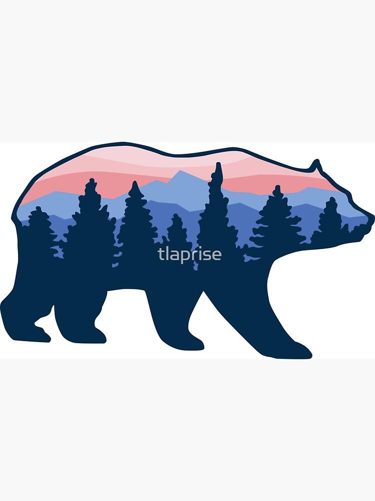 Bear Roaming el Forrest de tlaprise
