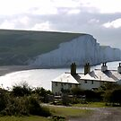 Cuckmere Cottages by mikebov