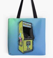 Nostalgic Pop: I Ain't Afraid of No Ghost. Tote Bag
