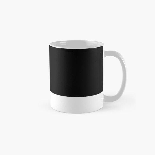 PANTONE BLACK 6 C Classic Mug