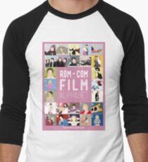 Rom Com Film Alphabet T-Shirt