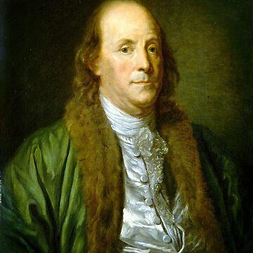 Benjamin Franklin by pdgraphics