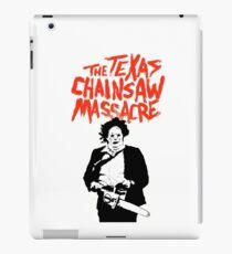 Texas Chainsaw Massacre iPad Case/Skin