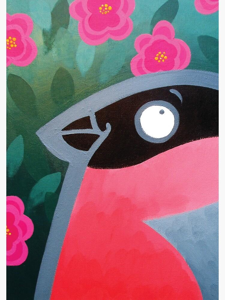 Bullfinch by ChristineJop