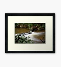 L/dale creek Framed Print