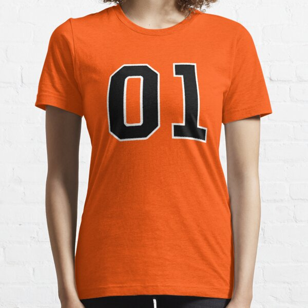 01 Binary - General Lee Font Essential T-Shirt
