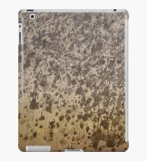 Soiled wall iPad Case/Skin