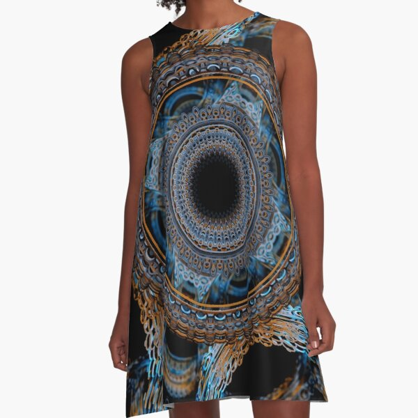 Myriad A-Line Dress