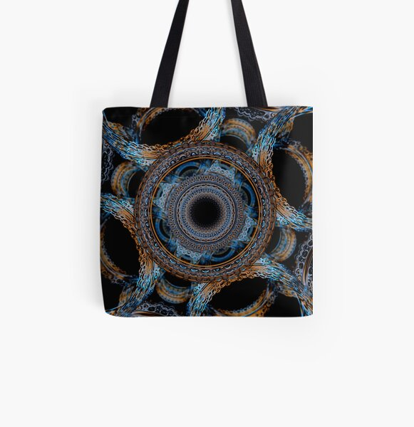 Myriad All Over Print Tote Bag