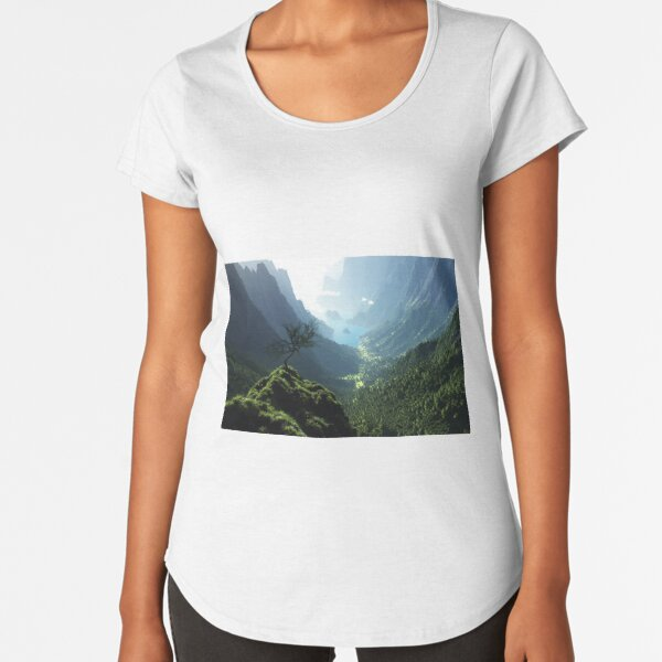 Highland Spring Premium Scoop T-Shirt