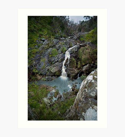 Hindmarsh Falls Art Print