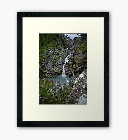 Hindmarsh Falls Framed Print