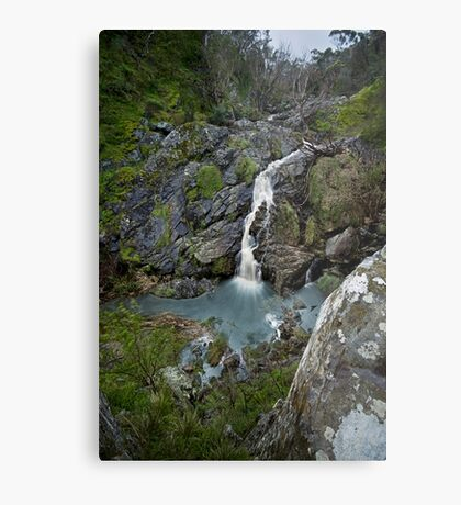 Hindmarsh Falls Metal Print