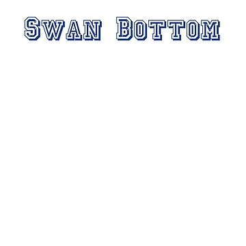 Swan Bottom by CreativeTs