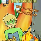 Silverage Cover - Issue 5 - Burn Out by inkstainsjacket