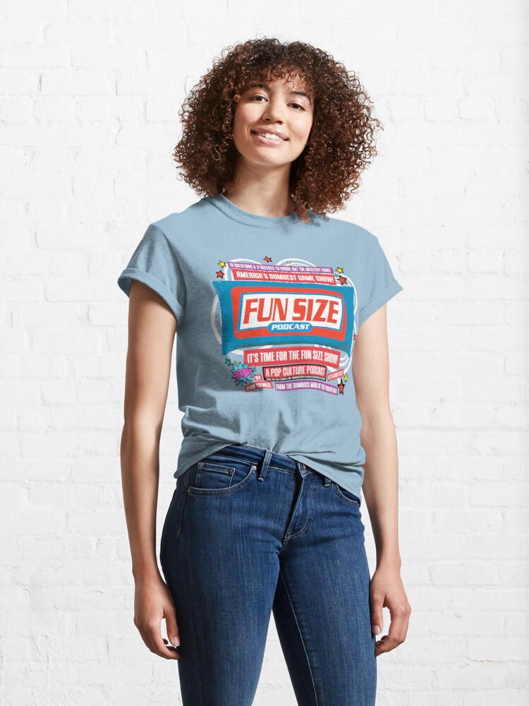 Alternate view of FUN SIZE V 2 Classic T-Shirt