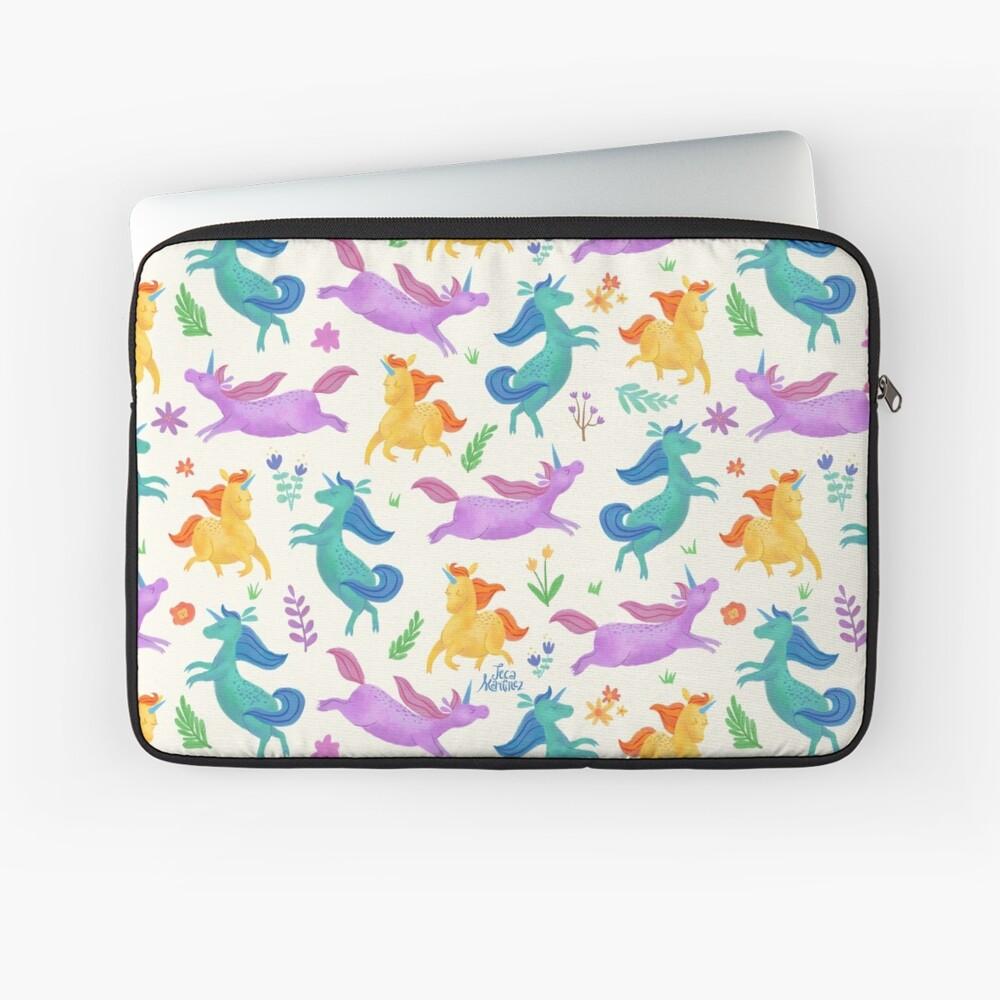 Unicorn Dreams Laptop Sleeve