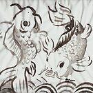 Koi Sumi by DarkRubyMoon