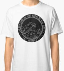 The Wombats // I've met someone that makes me feel seasick - Kill the director Classic T-Shirt