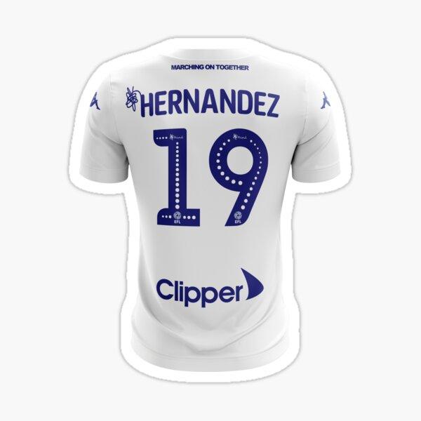 Pablo Hernandez 2018/19 Home Sticker