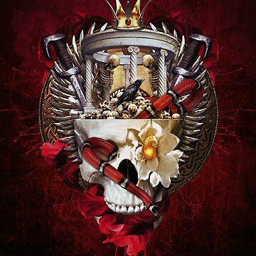 Skull Castle VI by rizapeker
