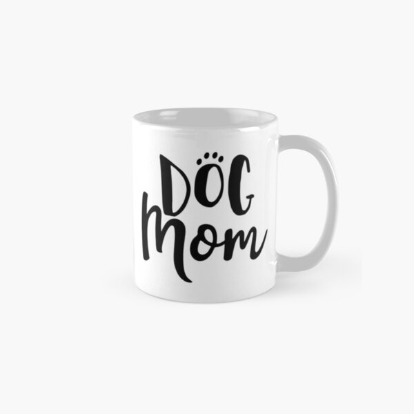Proud Dog Mom Classic Mug