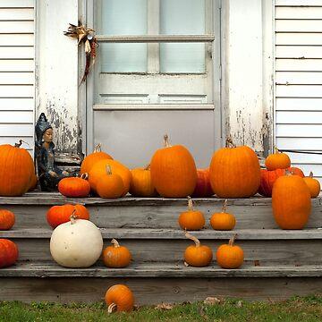 Pumpkin Harvest by srwdesign