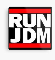 JDM Metal Print